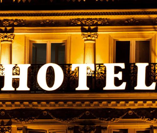 Thiết kế khách sạn cổ điển thu lợi nhuận khủng mỗi năm
