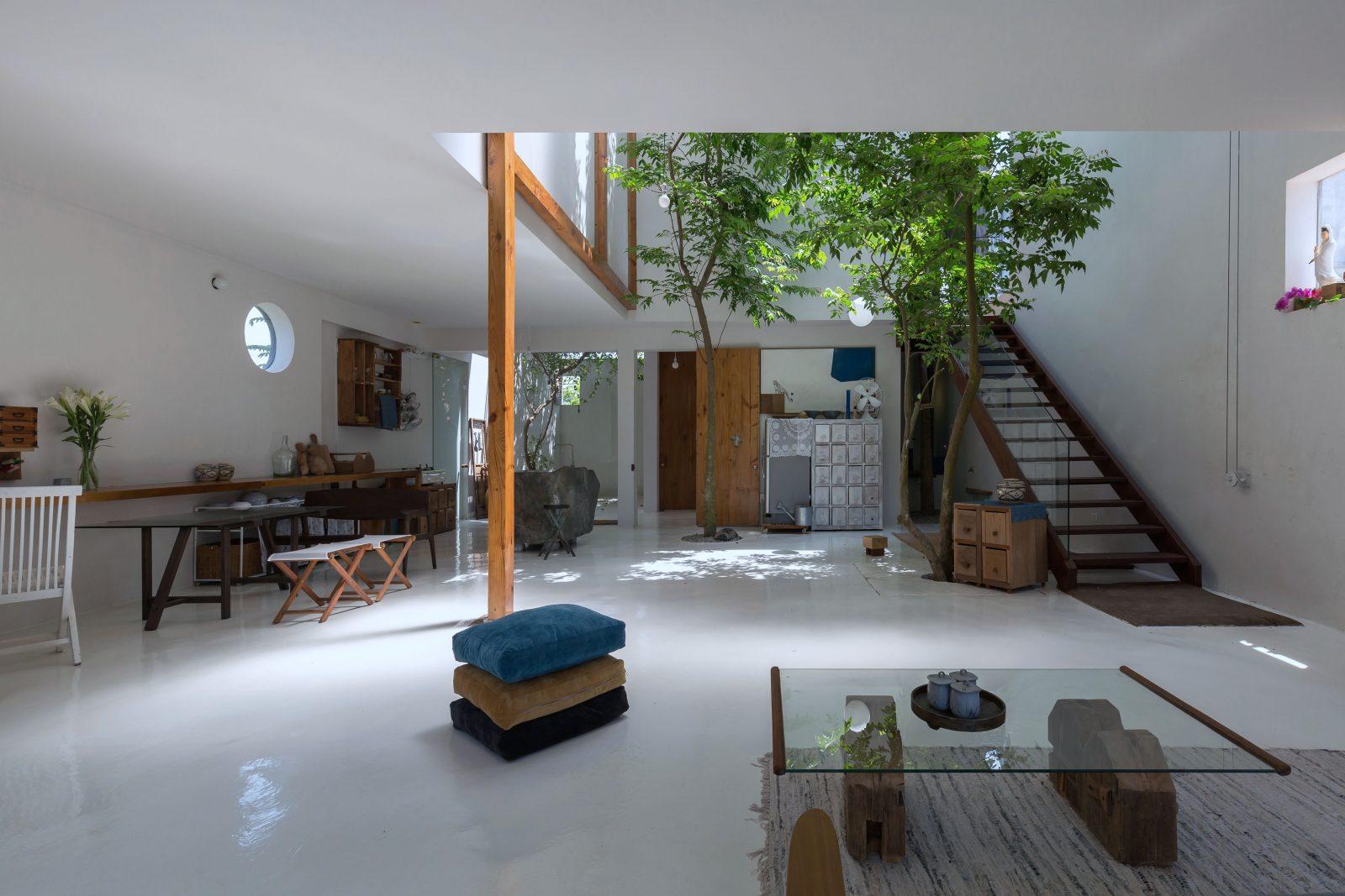 """Thiết kế nhà phố cho những người thích """"sống chậm"""""""