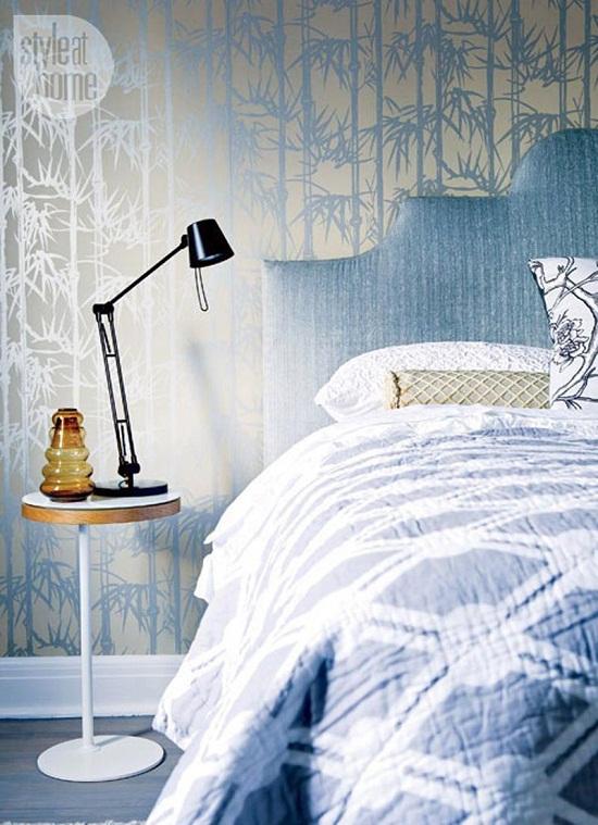 Thổi chút xanh mát vào phòng ngủ cho giấc ngủ thêm nồng