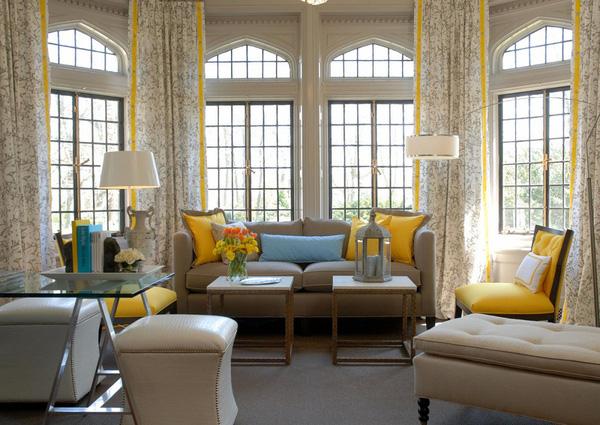 Tiết lộ một số màu sắc chủ đạo dành cho phòng khách được yêu thích