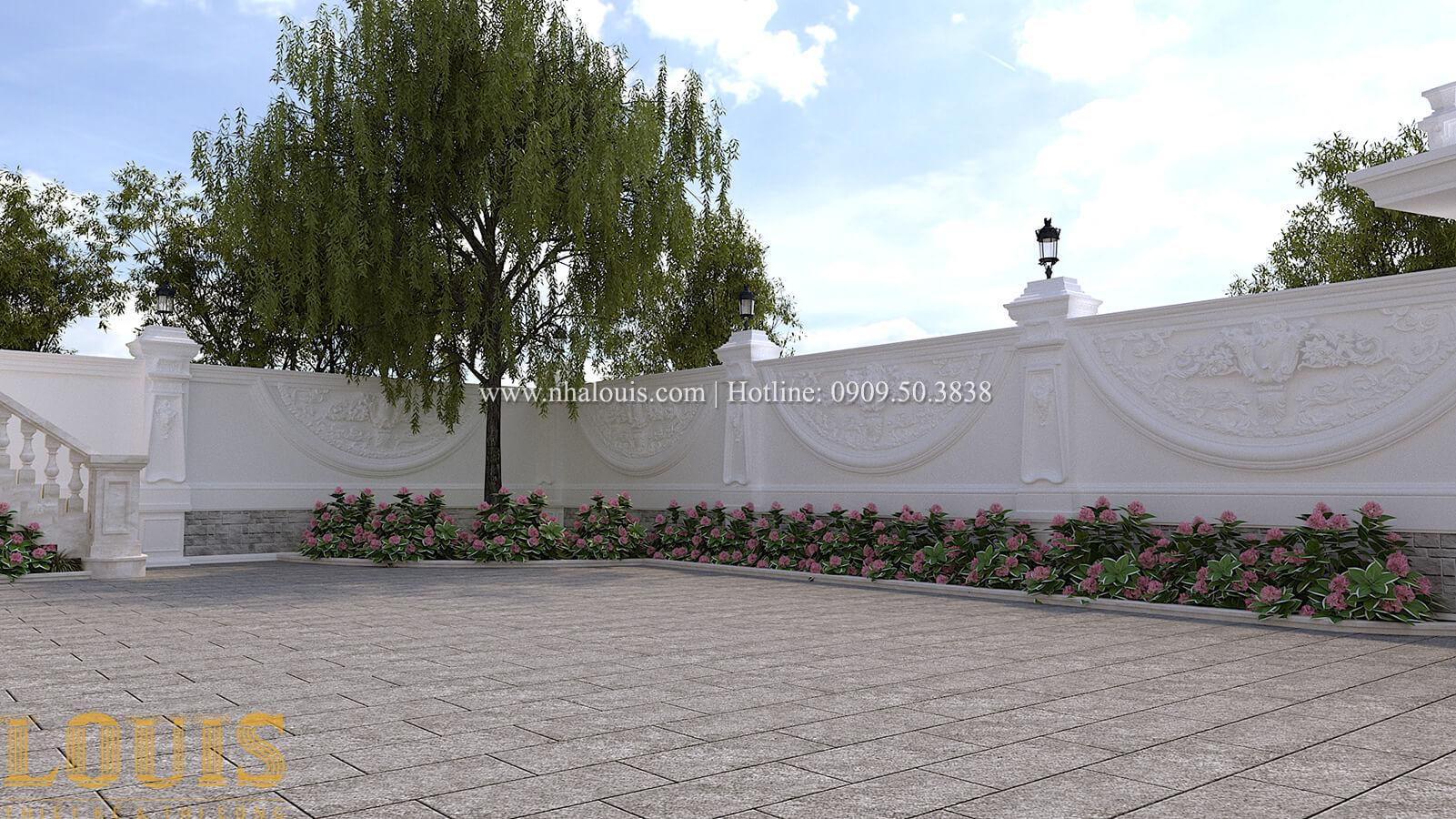 """Sân vườn Biệt thự cũ """"hóa thiên nga"""" nhờ màn lột xác ấn tượng - 62"""