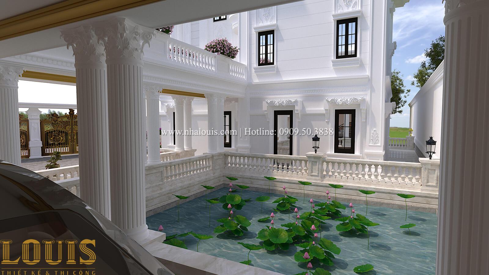 """Sân vườn Biệt thự cũ """"hóa thiên nga"""" nhờ màn lột xác ấn tượng - 64"""