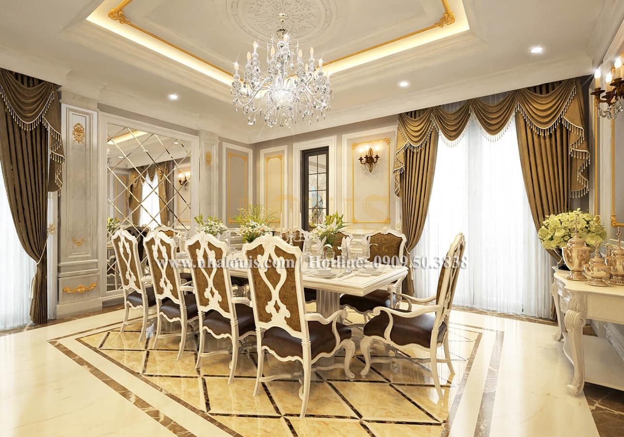 Cải tạo biệt thự - Phòng bếp và phòng ăn