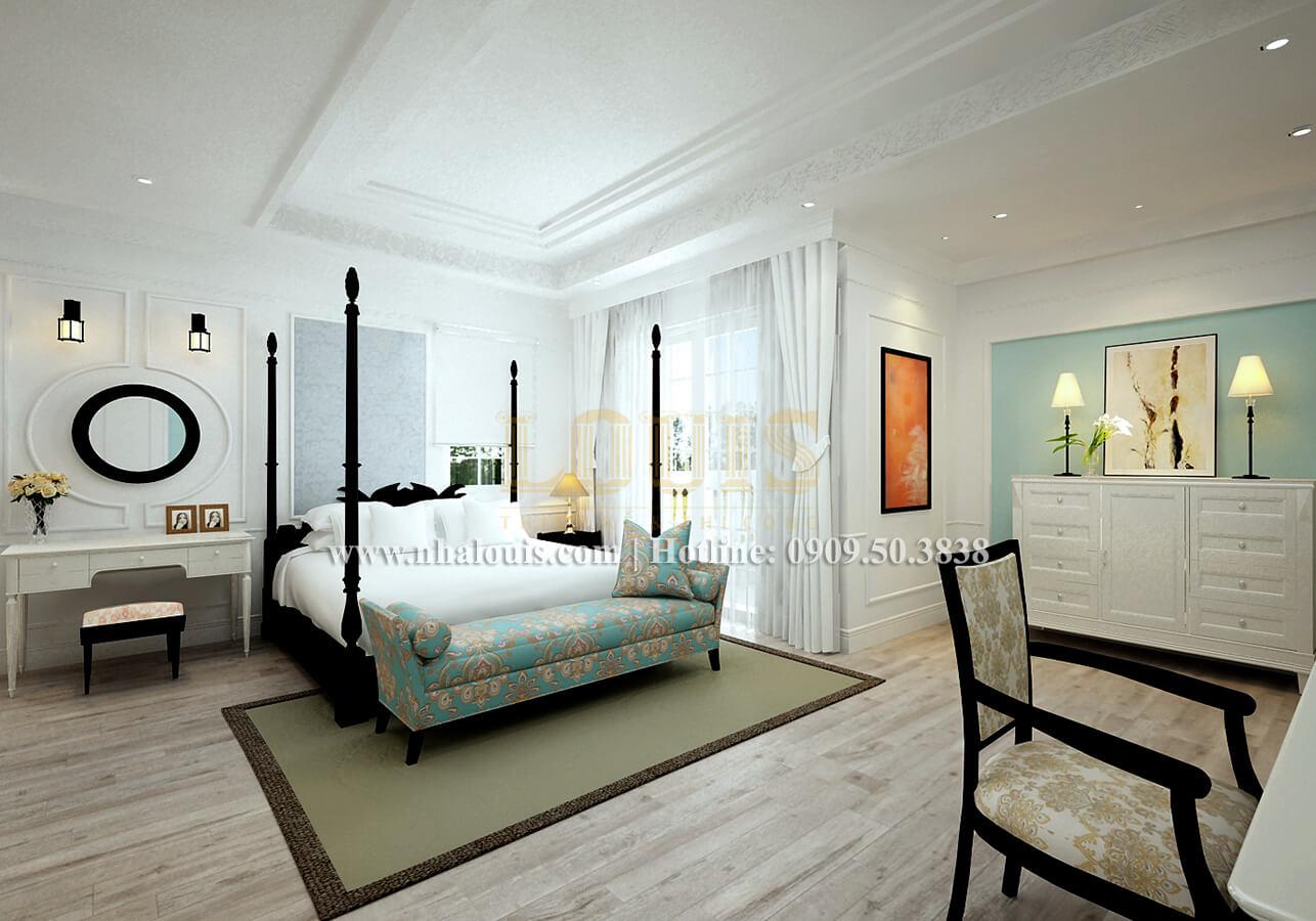 Cải tạo biệt thự - Phòng ngủ