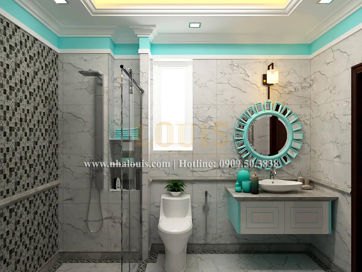 Cải tạo biệt thự - Phòng tắm và WC