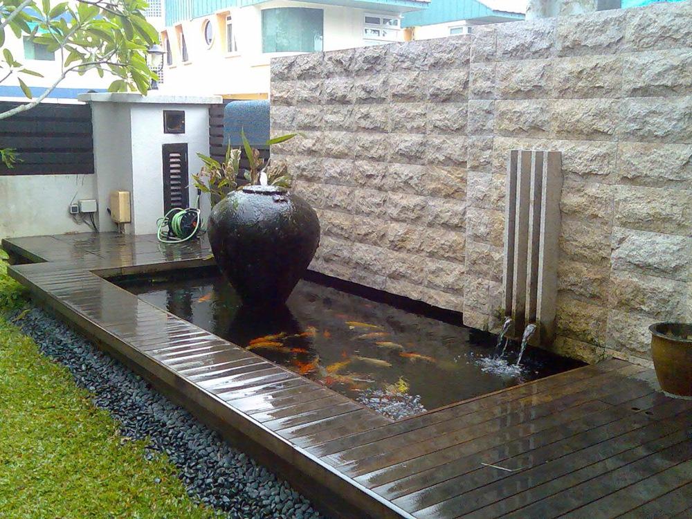 Điểm tô không gian ngôi nhà với nước và những hiệu quả bất ngờ