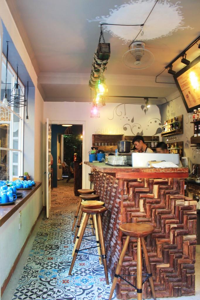 Hiên Cafe- nơi gọi về những bình yên, dung dị ngày thường