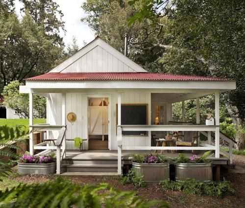 Khám phá 9 mẫu nhà nhỏ xinh nhất thế giới