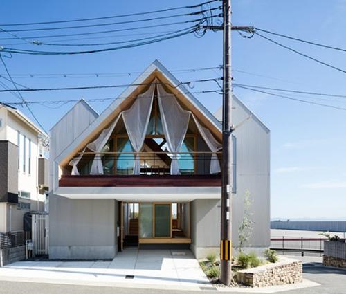 Ngắm nhà gỗ thiết kế tối giản đẹp như tranh vẽ