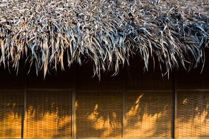 """Nhà mái lá Trà Vinh- sự kết hợp ngọt ngào giữa chất """"quê"""" và hiện đại"""