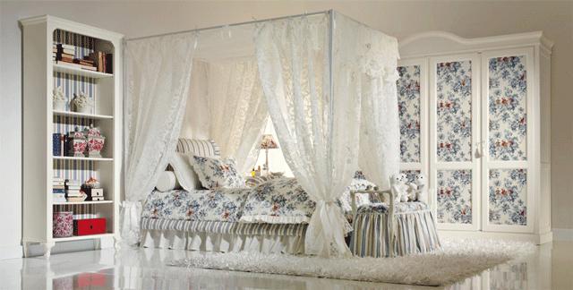 Những thiết kế phòng ngủ cho bé gái mà ba mẹ nên biết