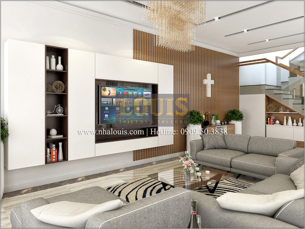Thiết kế biệt thự cổđiểnđẹp kết hợp kinh doanh tạiĐồng Nai