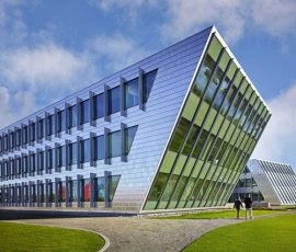 Bạn có biết tòa văn phòng nào đẹp nhất thế giới?