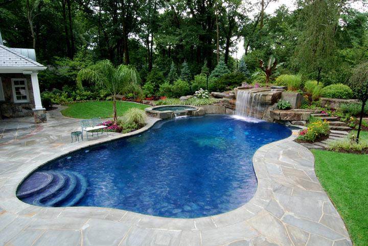 Biệt thự có hồ bơi và những yếu tố liên quan đến phong thủy cần lưu ý
