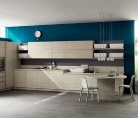 Học người Nhật thiết kế phòng bếp tối giản vừa gọn vừa đẹp