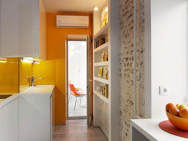 Khám phá không gian sống bên trong căn hộ 22m2 theo phong cách tối giản