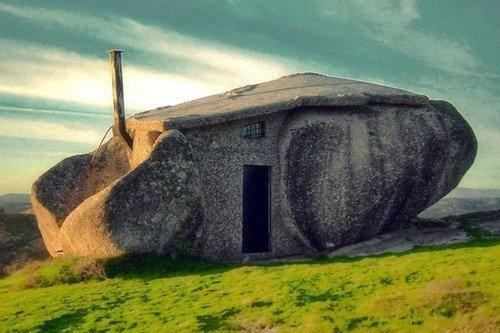 Những ngôi nhà có kiến trúc độc đáo nhất thế giới làm bạn sửng sốt