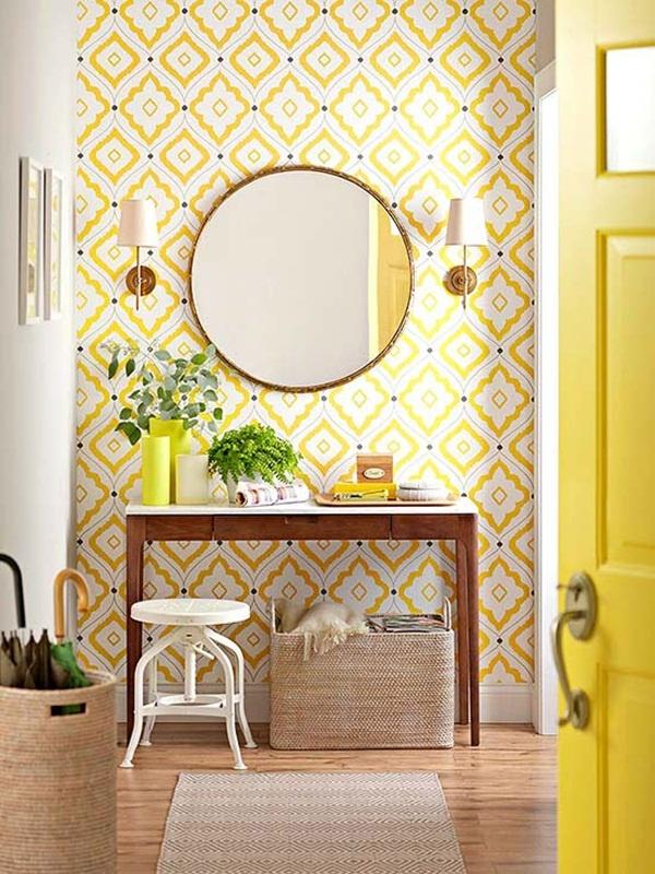 Thay đổi góc nhìn về cách trang trí nhà, thay đổi màu cuộc sống