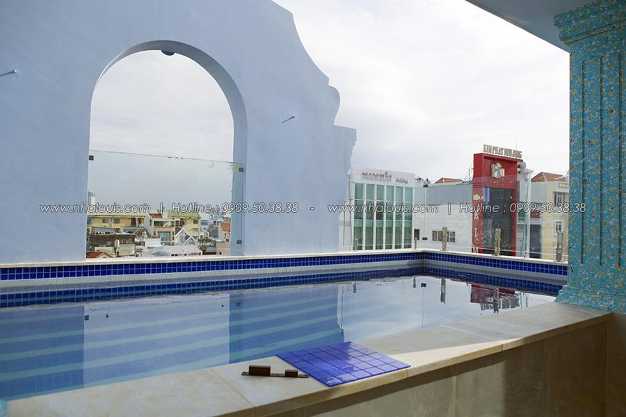 Thiết kế biệt thự có hồ bơi- Xu hướng mới của cuộc sống tiện nghi và đẳng cấp