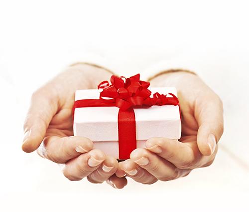 Cơn lốc quà tặng đón Hè 2017