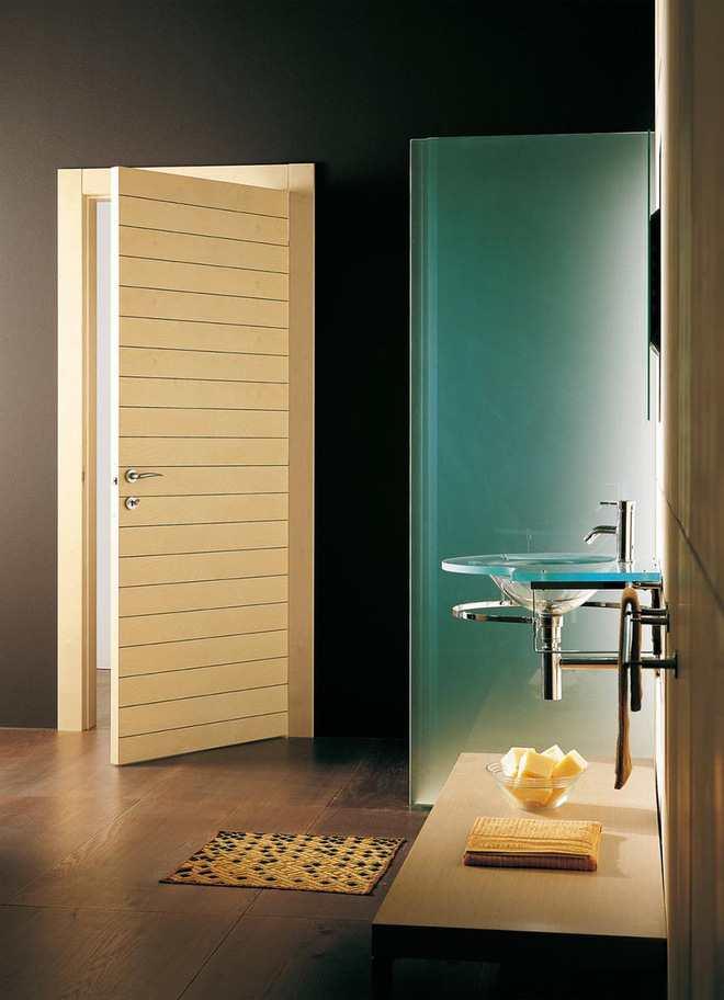 Giới thiệu những mẫu cửa gỗ thanh lịch không thể chối từ