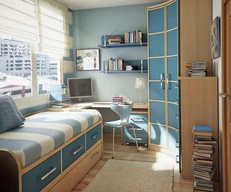 Mách bạn cách thiết kế phòng trọ đẹp bất chấp diện tích hẹp