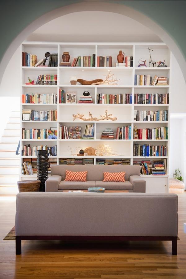 Mách bạn cách trang trí phòng khách đẹp dịu dàng đón Thu sang