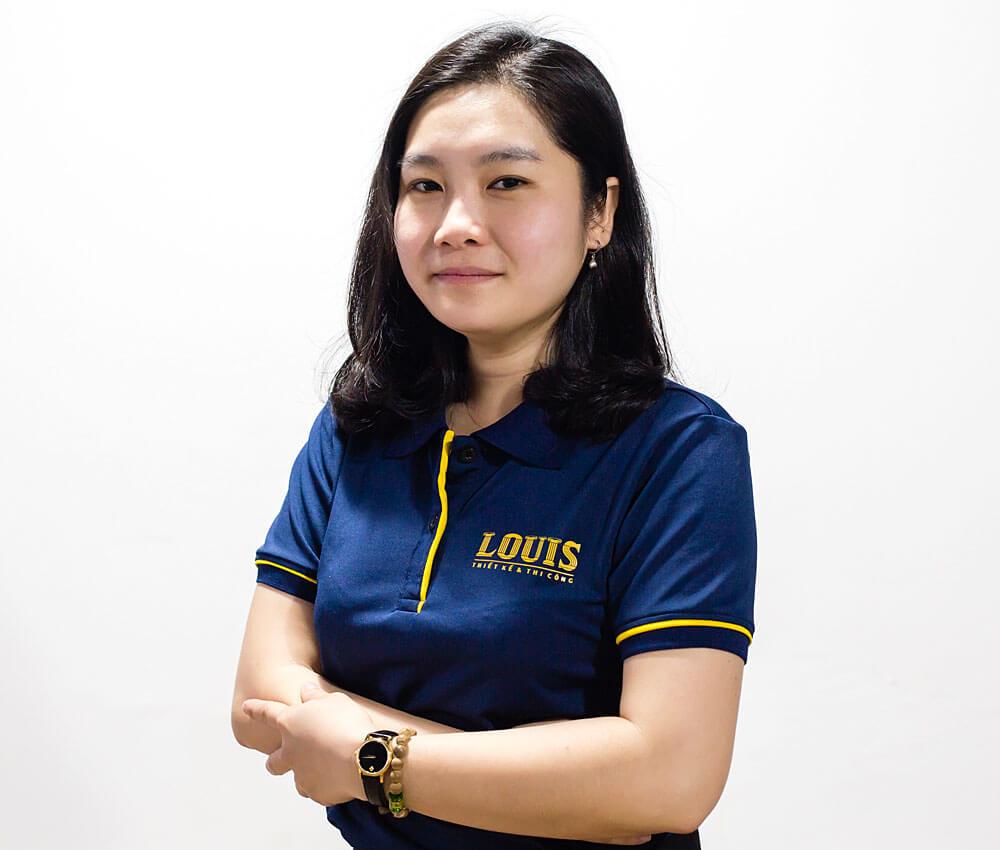 Trợ Lý Tổng Giám Đốc công ty LOUIS- Nguyễn Thị Kim Yến