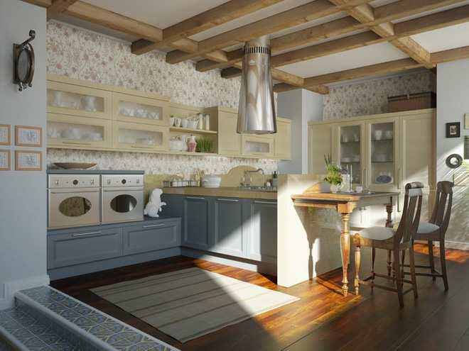 Những không gian phòng bếp vừa sang trọng vừa ấm cúng