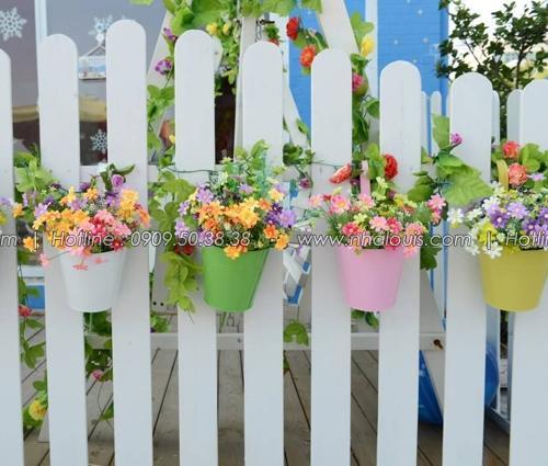 Những ý tưởng thông minh khi trang trí nhà vườn độc đáo
