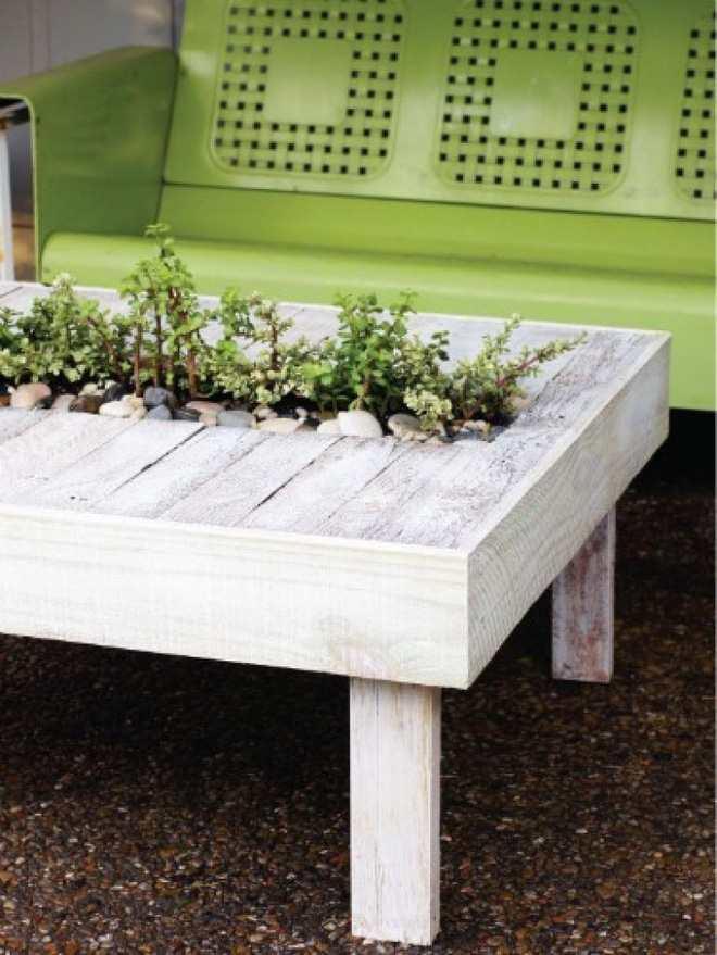 Những ý tưởng trang trí sân vườn đơn giản nhưng ấn tượng