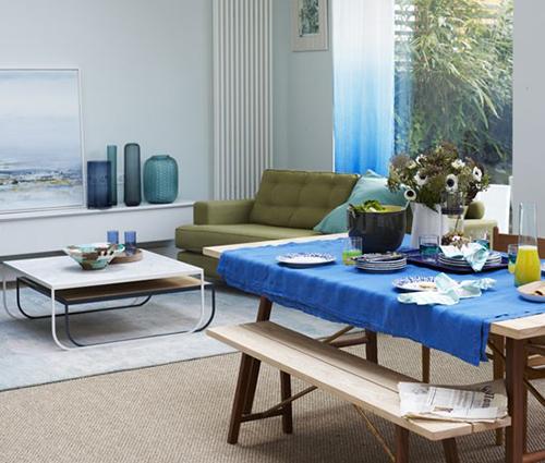 Phòng khách lôi cuốn hơn nhờ mẹo sắp xếp, bố trí thông minh