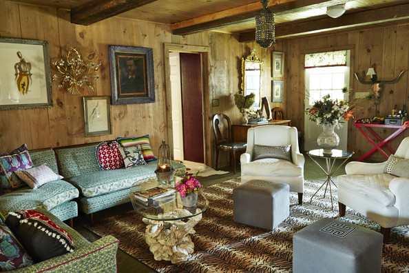 Thiết kế nội thất theo đuổi phong cách Vintage