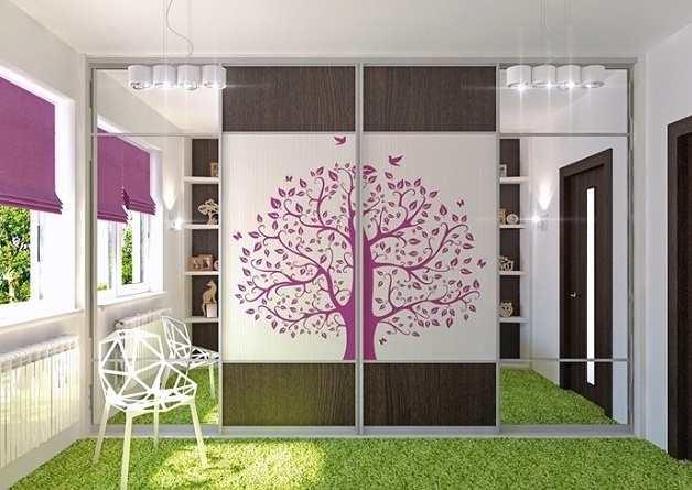 Tiết lộ 1001 cách trang trí không gian với sticker cây ấn tượng
