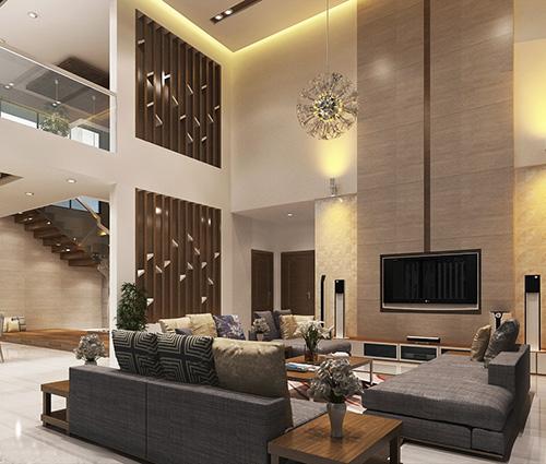 Mẫu biệt thự nhà vườn 2 tầng 3 phòng ngủ đẳng cấp tại Kiên Giang [Video]