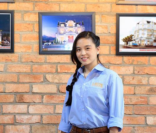Họa Viên 2D – Nguyễn Thị Cẩm