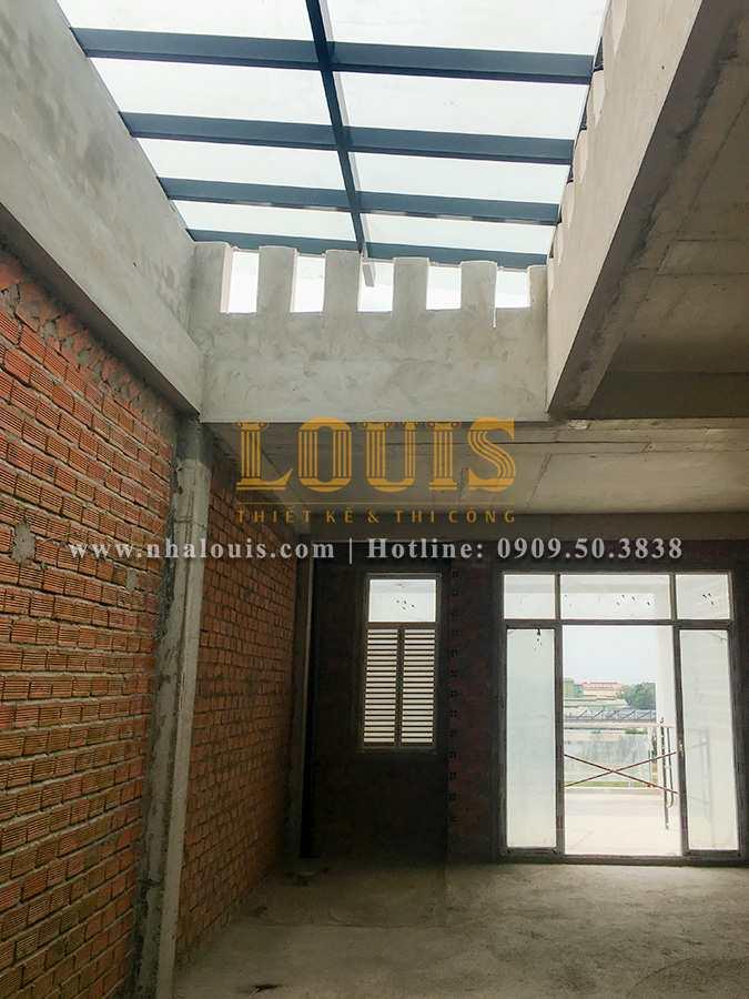 Khảo sát thi công thực tế xây dựng 11 căn nhà phố liền kề tại Biên Hòa - 03