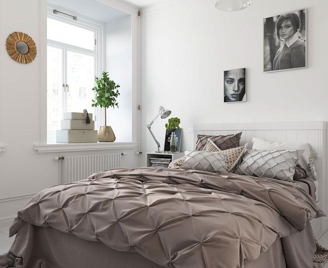 Ngắm căn hộ hiện đại mang đặc trưng phong cách Bắc Âu