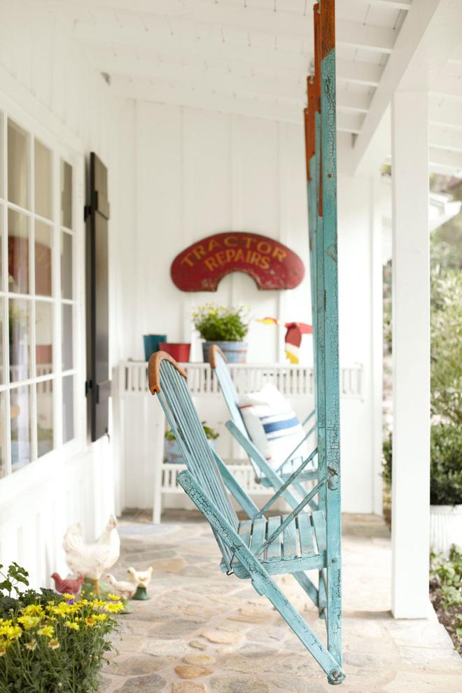 Những ý tưởng trang trí hiên nhà đẹp duyên dáng