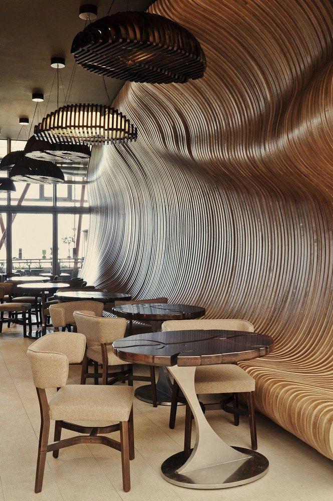 Don Café House - Thể hiện đẳng cấp trong từng thớ gỗ