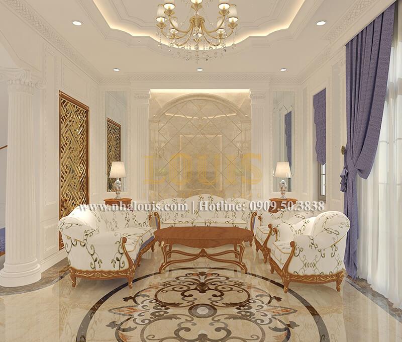 Bật mí bí quyết thiết kế nội thất nhà ống đẹp theo phong cách cổ điển
