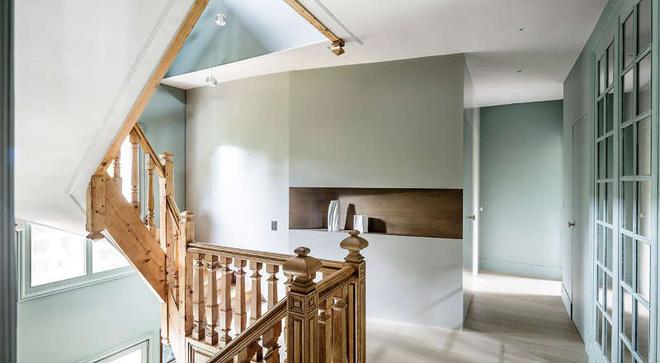 Ngắm nhìn mẫu nhà gỗ đẹp hút hồn nhờ sự pha trộn giữa cổ kính và hiện đại
