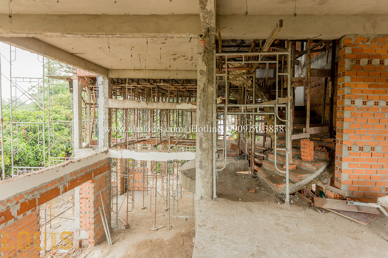 """Thi công cải tạo biệt thự cũ thành """"siêu phẩm"""" ấn tượng tại Đồng Nai"""