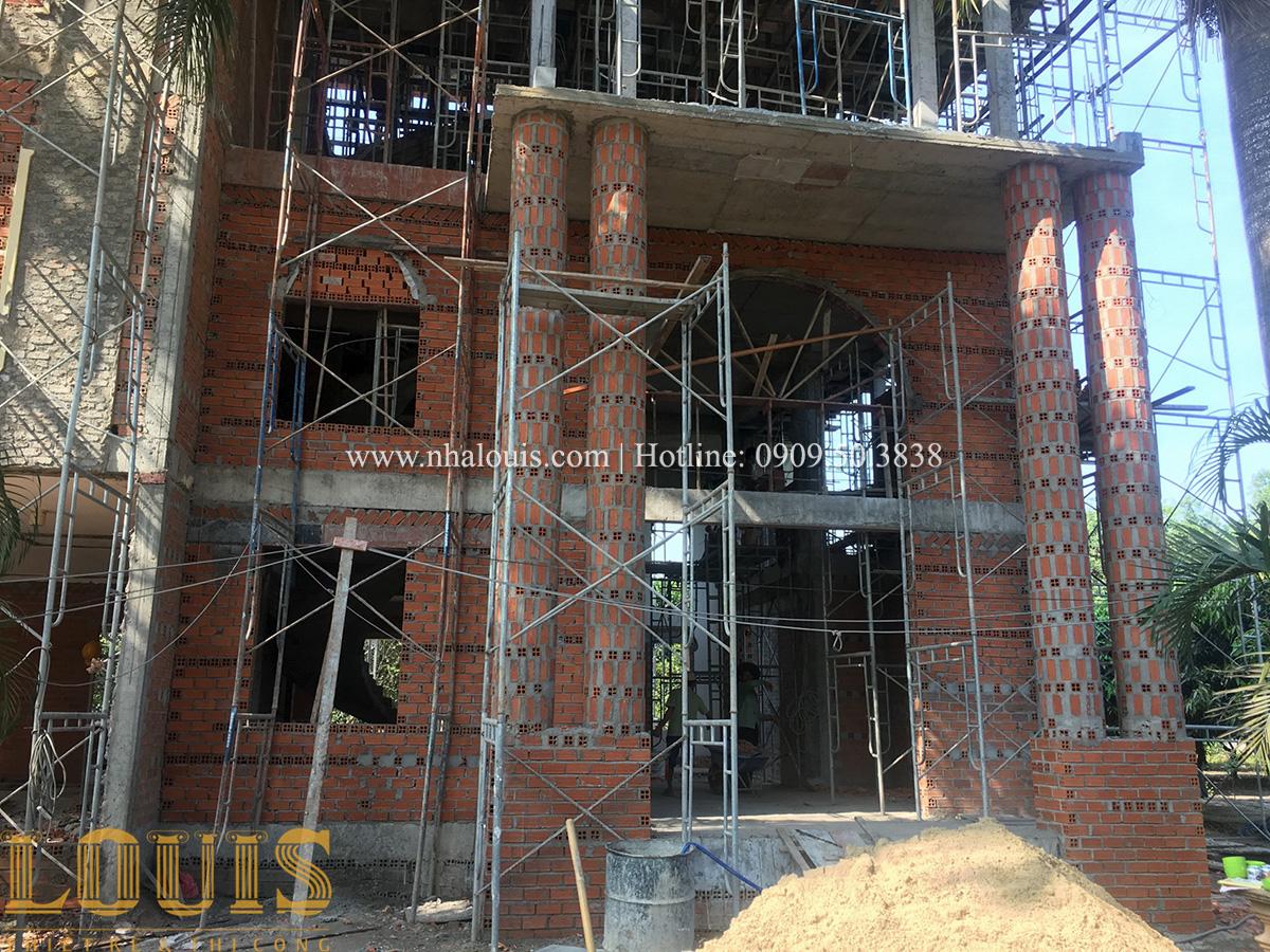"""Thi công cải tạo biệt thự cũ thành """"siêu phẩm"""" ấn tượng tại Đồng Nai - 34"""