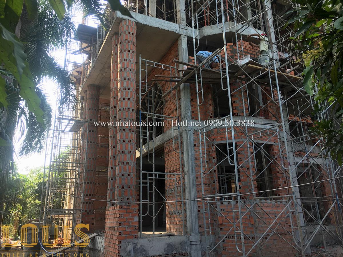 """Thi công cải tạo biệt thự cũ thành """"siêu phẩm"""" ấn tượng tại Đồng Nai - 35"""