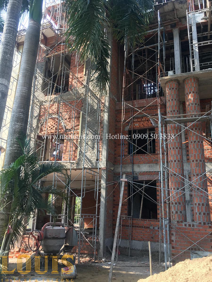 """Thi công cải tạo biệt thự cũ thành """"siêu phẩm"""" ấn tượng tại Đồng Nai - 36"""