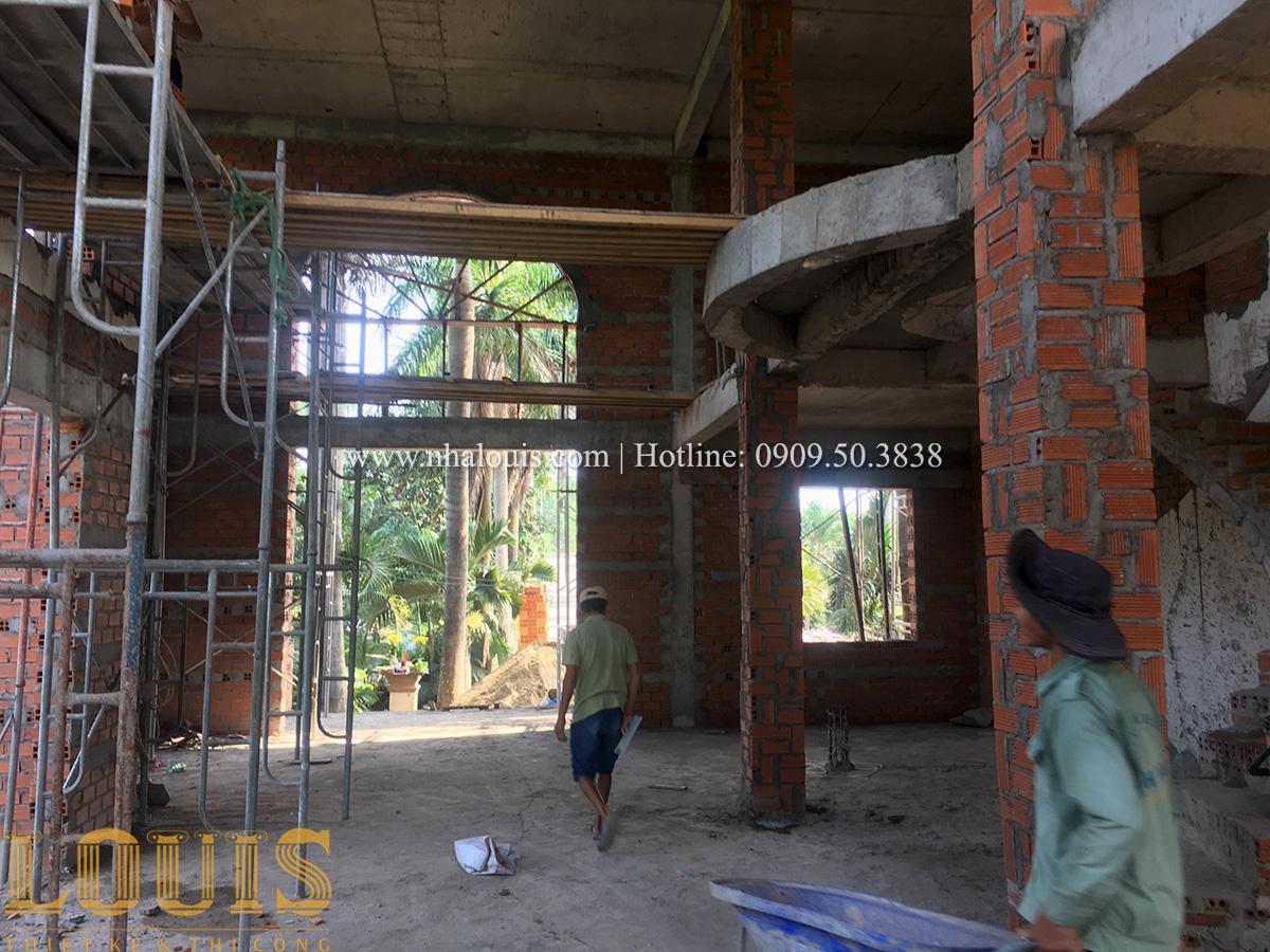 """Thi công cải tạo biệt thự cũ thành """"siêu phẩm"""" ấn tượng tại Đồng Nai - 38"""