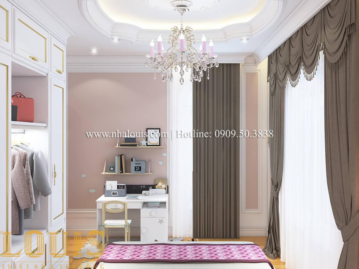 Phòng ngủ Ngắm nội thất biệt thự hiện đại đẹp đẳng cấp tại Vũng Tàu