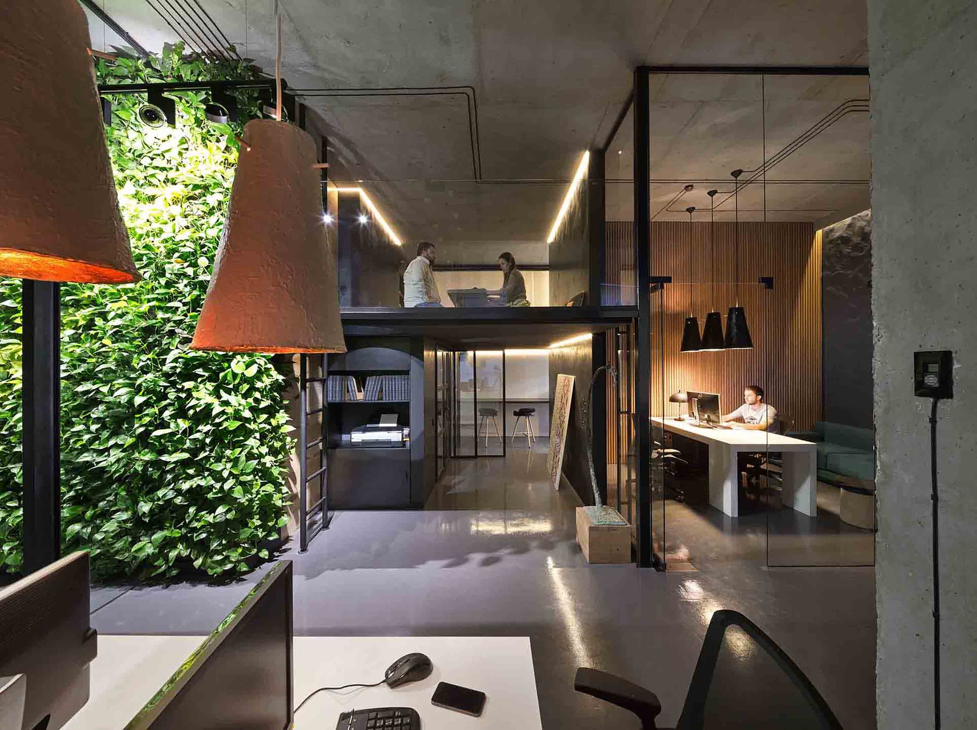 Thiết kế nội thất văn phòng tăng hiệu suất làm việc cho nhân viên