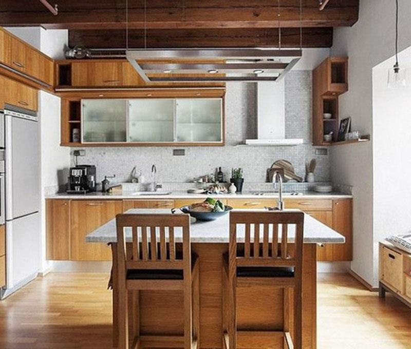 7 cách bố trí nội thất phòng bếp đẹp mắt cho chị em nội trợ